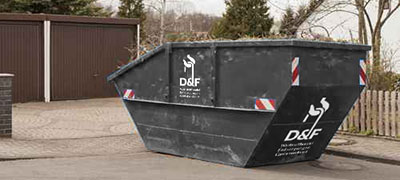 CONTAINERDIENST - D&F Wertstoffhandel in 56626 Andernach
